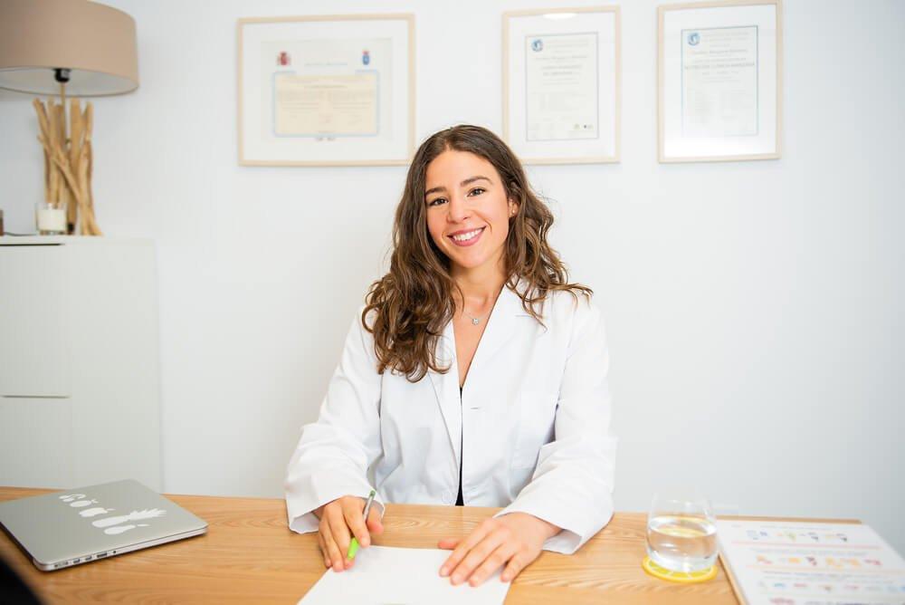 Nutricionista Coruña - Carolina Mosquera